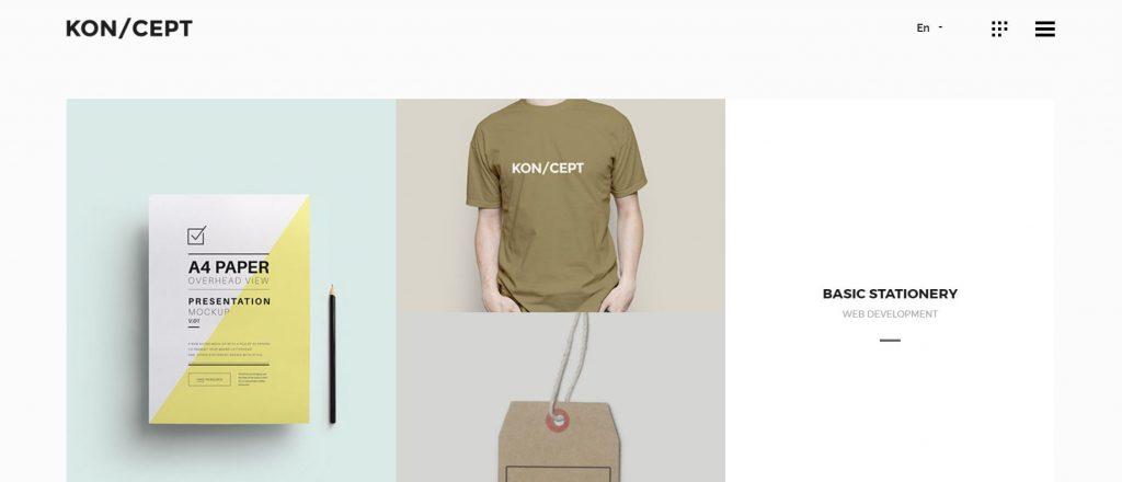 KON/CEPT theme
