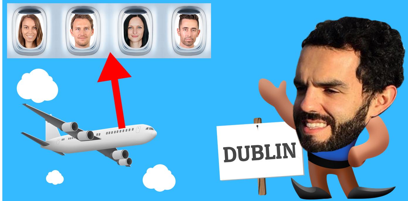 Dublin route